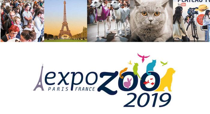 ExpoZoo, París del 10 al 11 de Enero de 2019