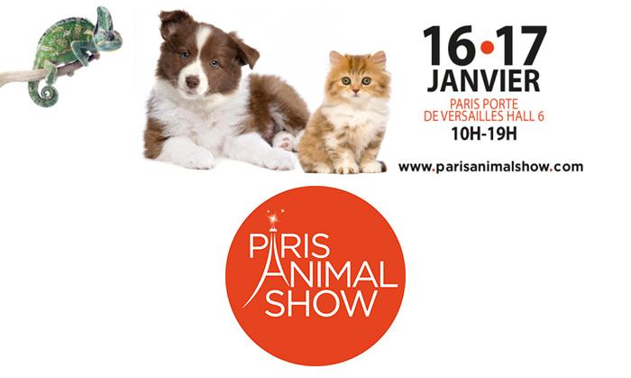 París Animal Show del 12 al 13 de Enero de 2019
